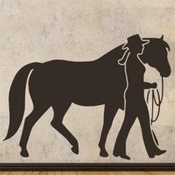 Samolepky na zeď Kůň 0355