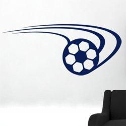 Samolepky na zeď Fotbalový míč 007