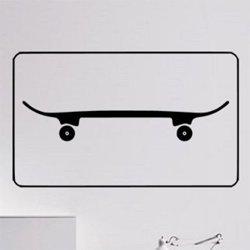Samolepky na zeď Skateboard 0959