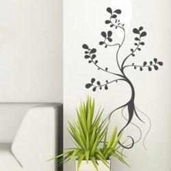 Samolepky na zeď Rostlina 014
