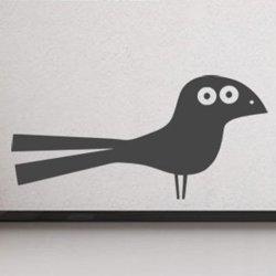 Samolepky na zeď Pták 019