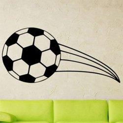 Samolepky na zeď Fotbalový míč 0573