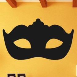 Samolepky na zeď Maska 0202