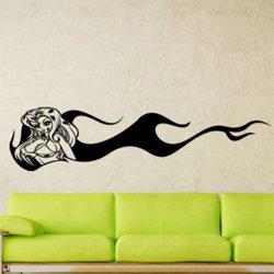 Samolepky na zeď Dívka 007