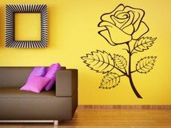 Samolepky na zeď Růže 001
