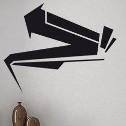 Samolepky na zeď Šipka 008