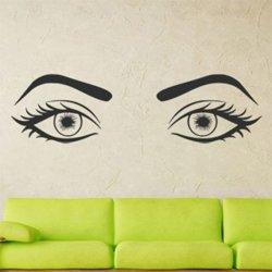 Samolepky na zeď Oči ženy 1304