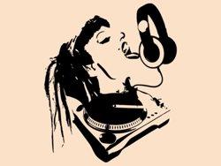 Samolepky na zeď DJ 005