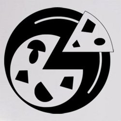 Samolepky na zeď Pizza 0150