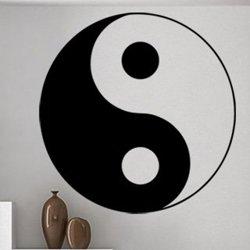 Samolepky na zeď Jing Jang 0314