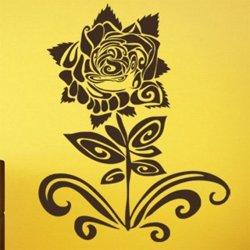 Samolepky na zeď Růže 007