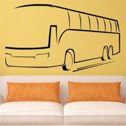 Samolepky na zeď Autobus 0785
