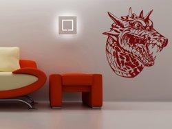 Samolepky na zeď Čínský drak 001