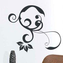 Samolepky na zeď Rostlina 006