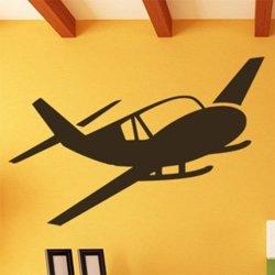 Samolepky na zeď Letadlo 0854