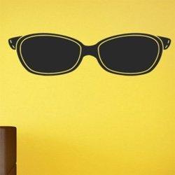 Samolepky na zeď Sluneční brýle 1285