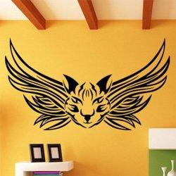 Samolepky na zeď Kočka 0464