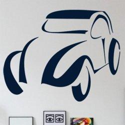 Samolepky na zeď Auto 034