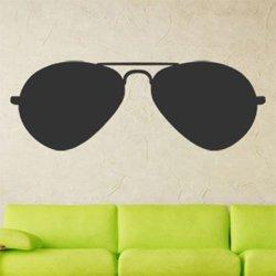 Samolepky na zeď Sluneční brýle 1280