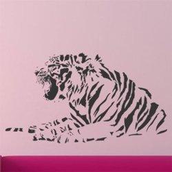 Samolepky na zeď Tygr 012