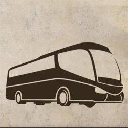 Samolepky na zeď Autobus 0789