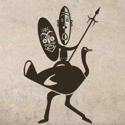Samolepky na zeď Afričani 002