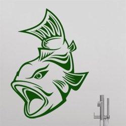 Samolepky na zeď Ryba 003