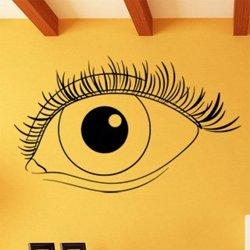 Samolepky na zeď Oko ženy 1310