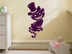 Samolepky na zeď Kočička 005