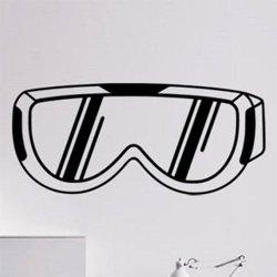 Samolepky na zeď Brýle na snowboard 0975