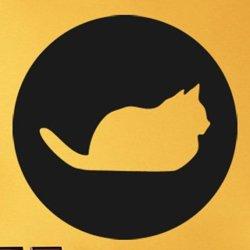 Samolepky na zeď Kočka 0511