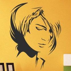 Samolepky na zeď Portrét ženy 1082