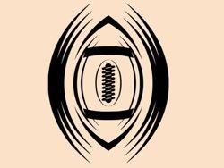 Samolepky na zeď Americký fotbal 005