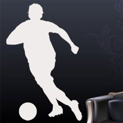 Samolepky na zeď Fotbalista 007