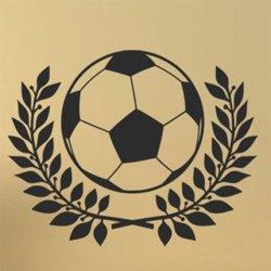 Samolepky na zeď Fotbalový míč 002