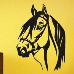 Samolepky na zeď Kůň 0399