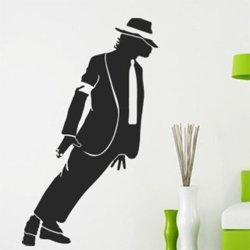 Samolepky na zeď Michael Jackson 1334
