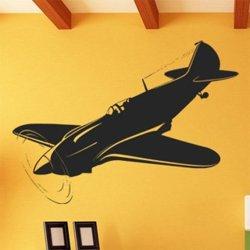 Samolepky na zeď Letadlo 0840