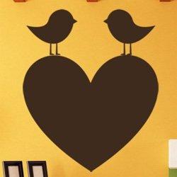 Samolepky na zeď Srdce 009