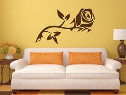 Samolepky na zeď Růže 008