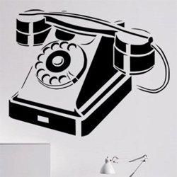 Samolepky na zeď Telefon 0294