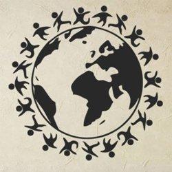 Samolepky na zeď Lidé na planetě 1223
