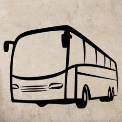 Samolepky na zeď Autobus 0788