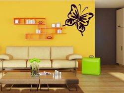 Samolepky na zeď Motýl 005 - Samolepící dekorace a nálepka na stěnu