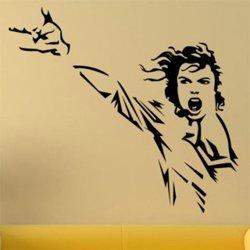 Samolepky na zeď Michael Jackson 1335