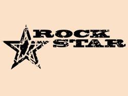 Samolepky na zeď Rock Star 001