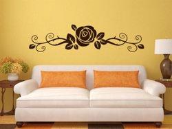 Samolepky na zeď Růže 0183