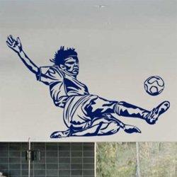 Samolepky na zeď Fotbalista 005
