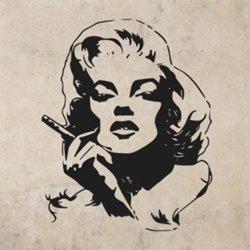 Samolepky na zeď Marilyn Monroe 1354