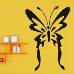 Samolepky na zeď Motýl 001